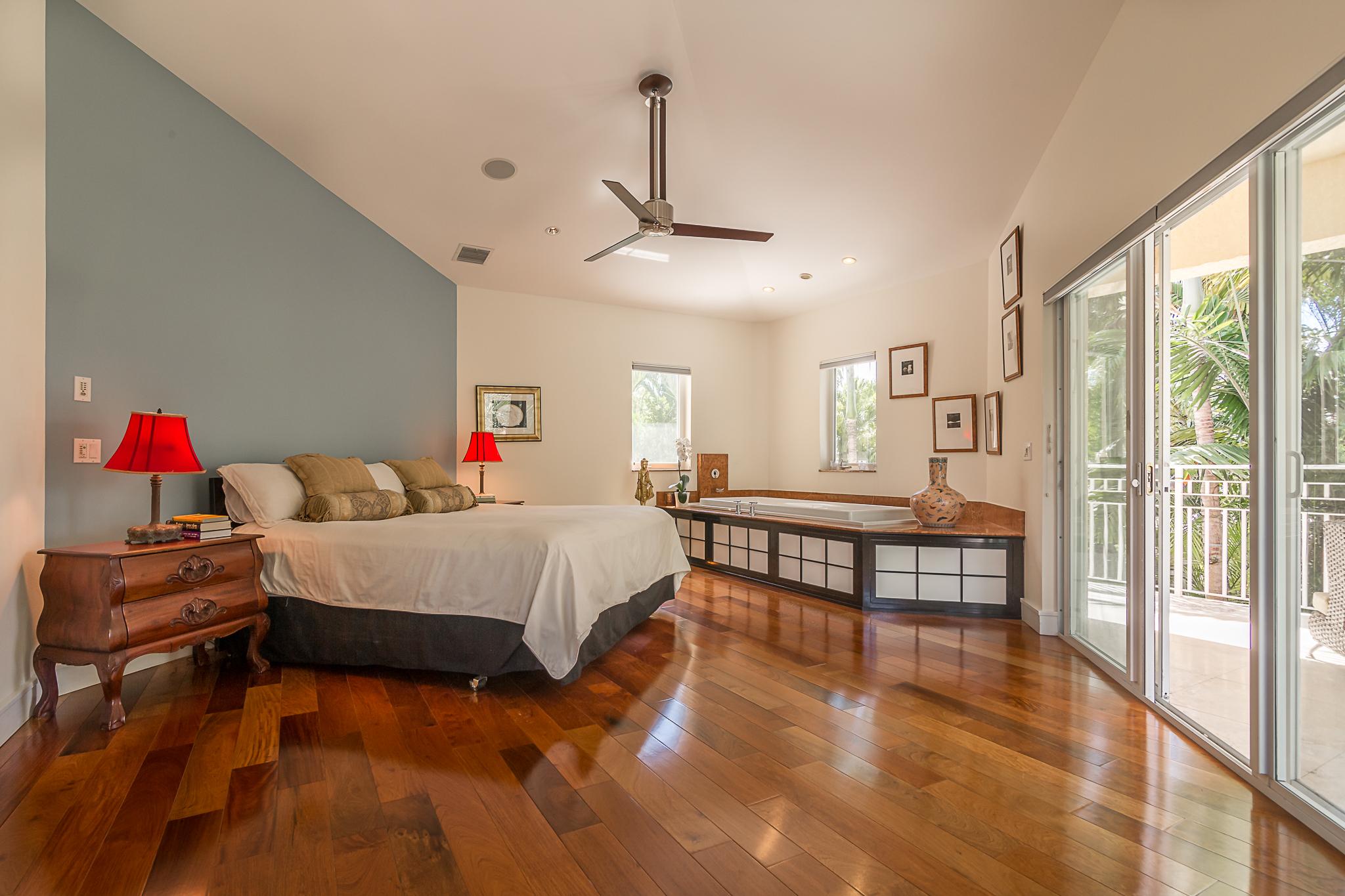 1414 Newton Upstairs Master Bedroom