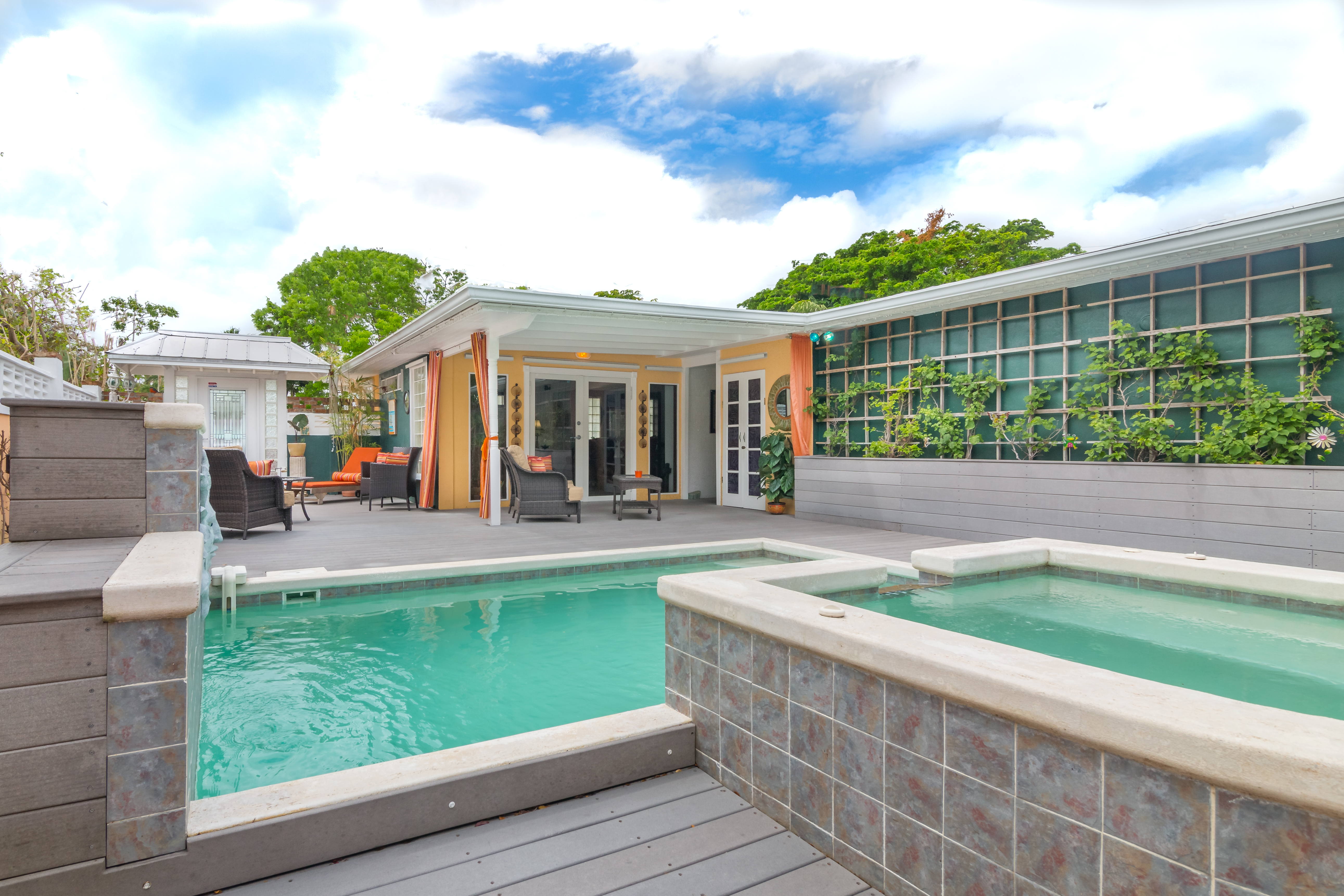 1501 Thompson Street, Key West. Sold by TEAM KAUFELT.