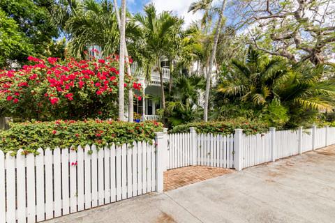 1017 Southard Street Key West House for Sale