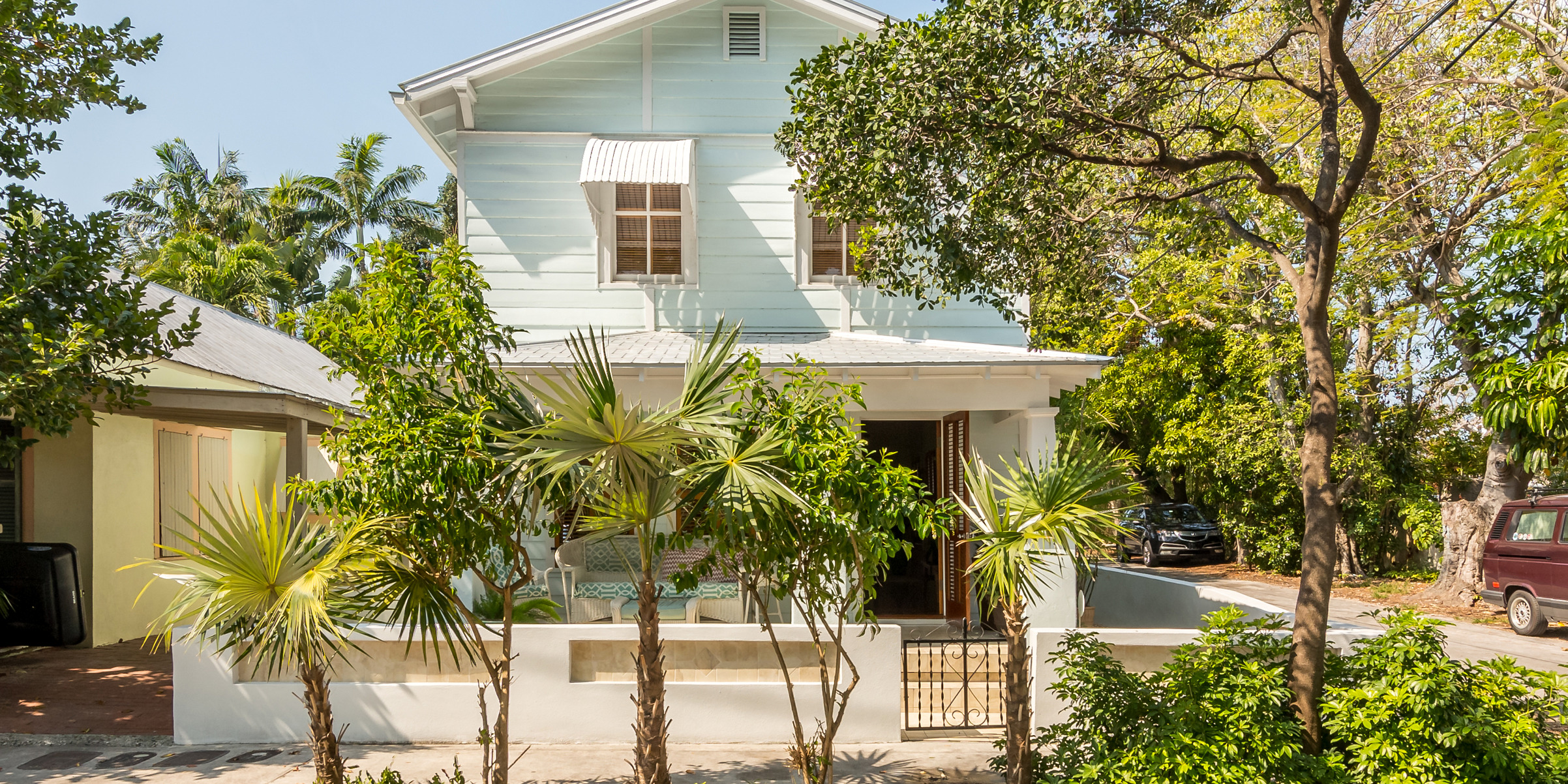 garden house bed breakfast key west fl best 2017 - Garden House Key West