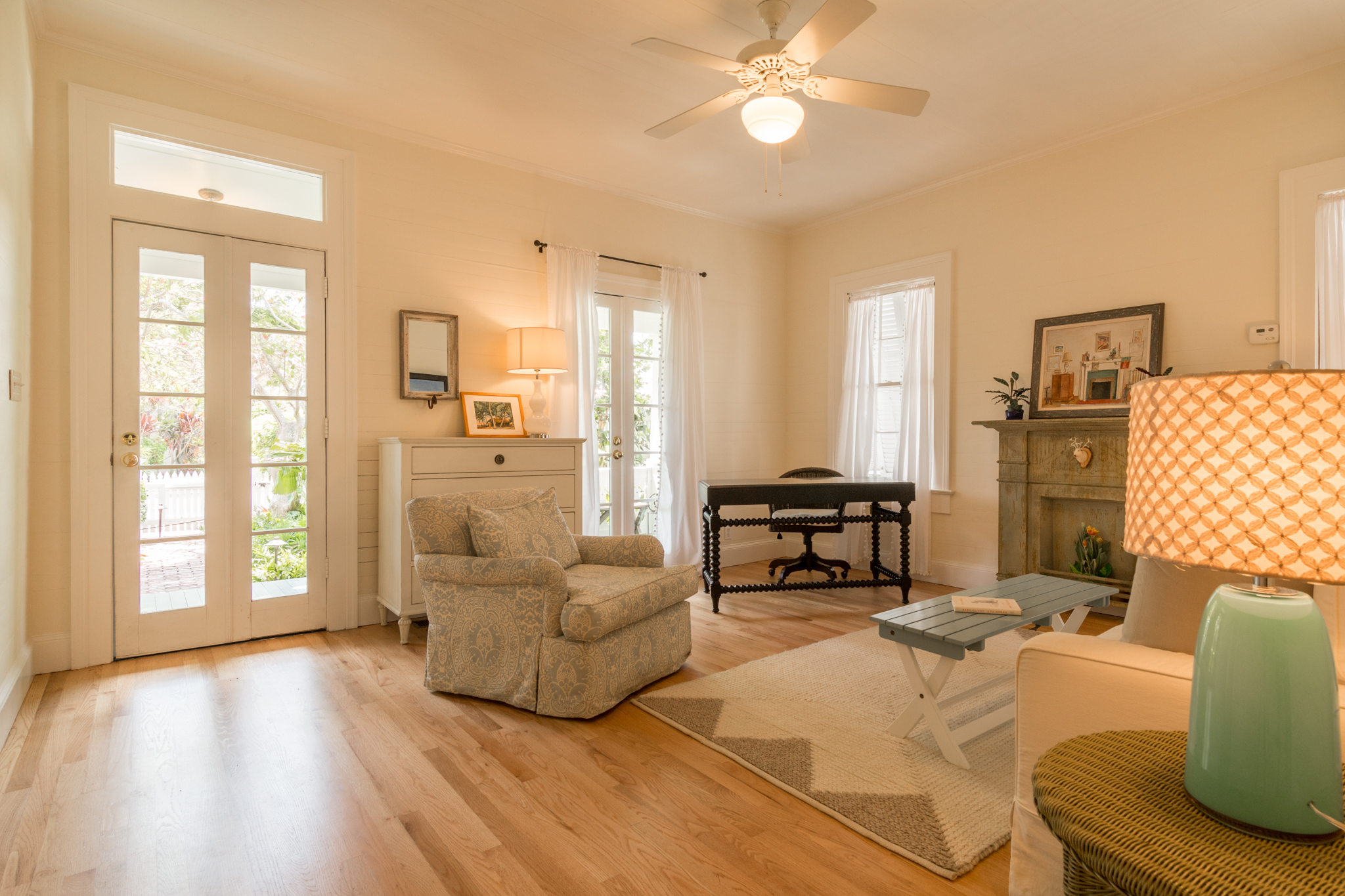 1011 South Street Sitting Room
