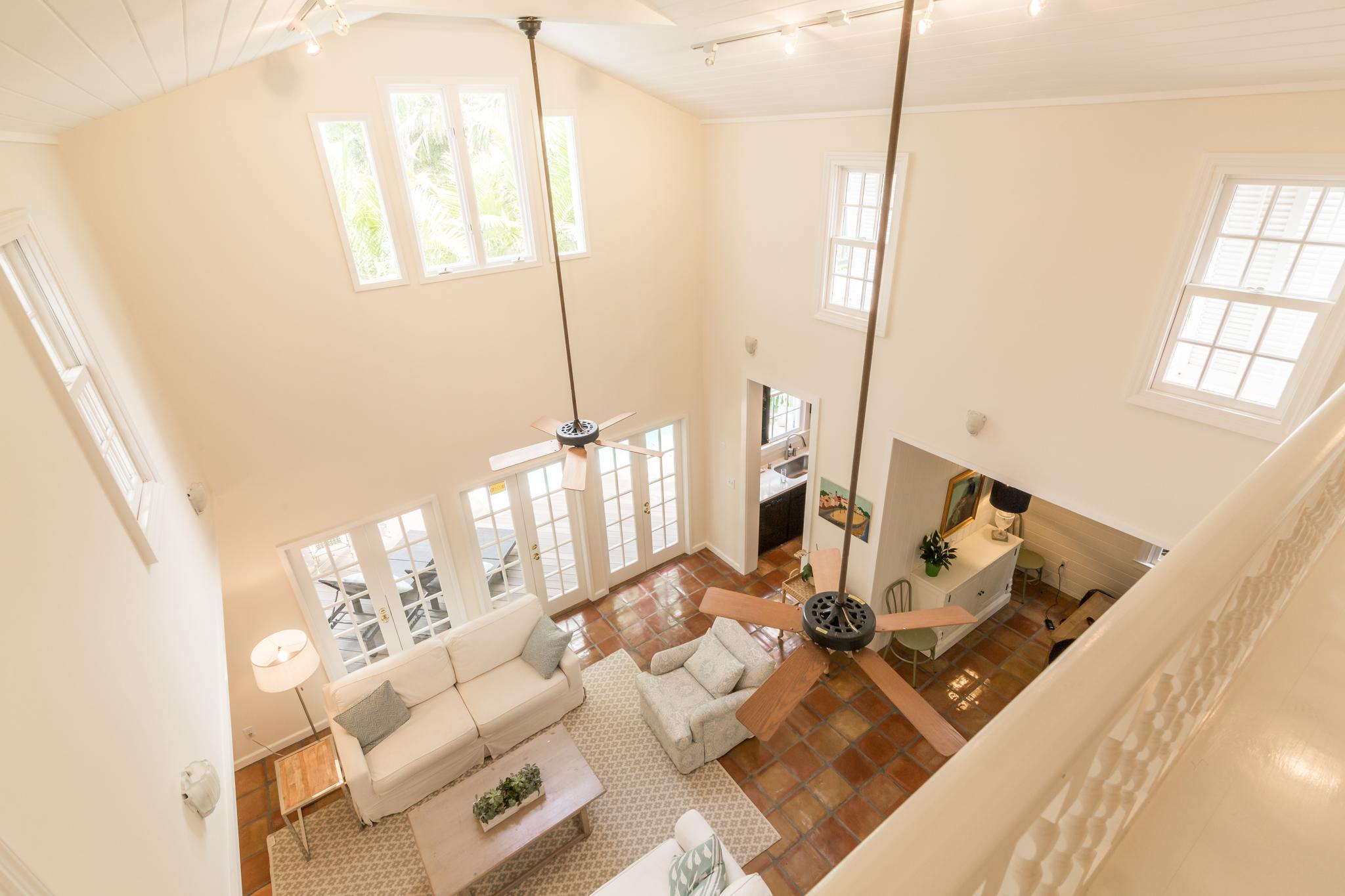 1011 South Street Living Room