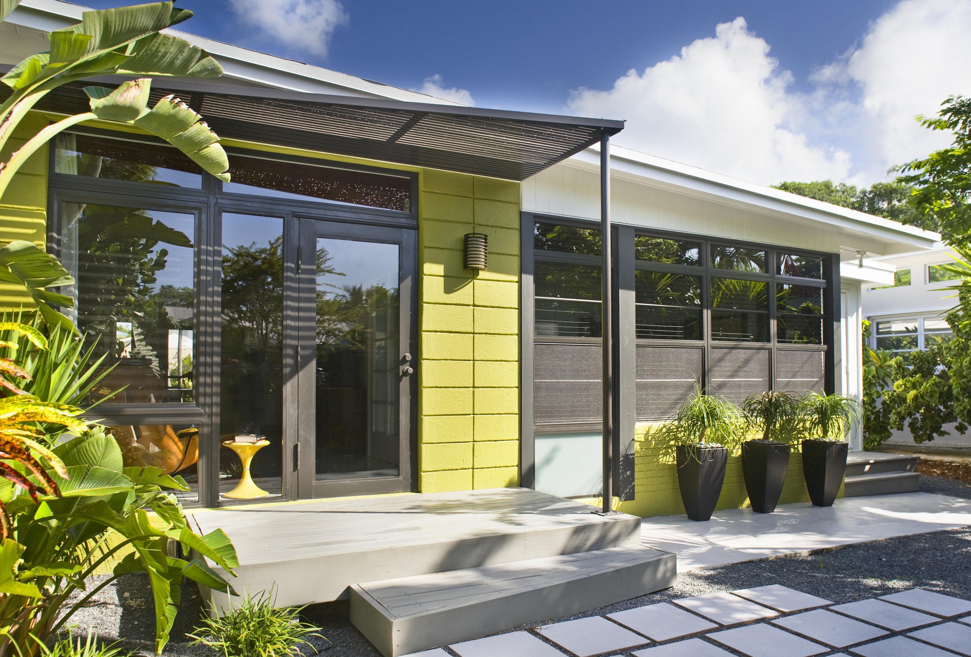 1517 Washington St. Key West, Front of House