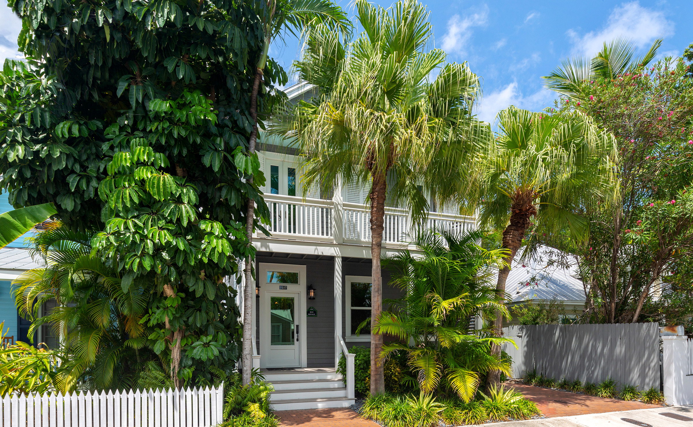 1217 Royal Street, Key West-Front of House