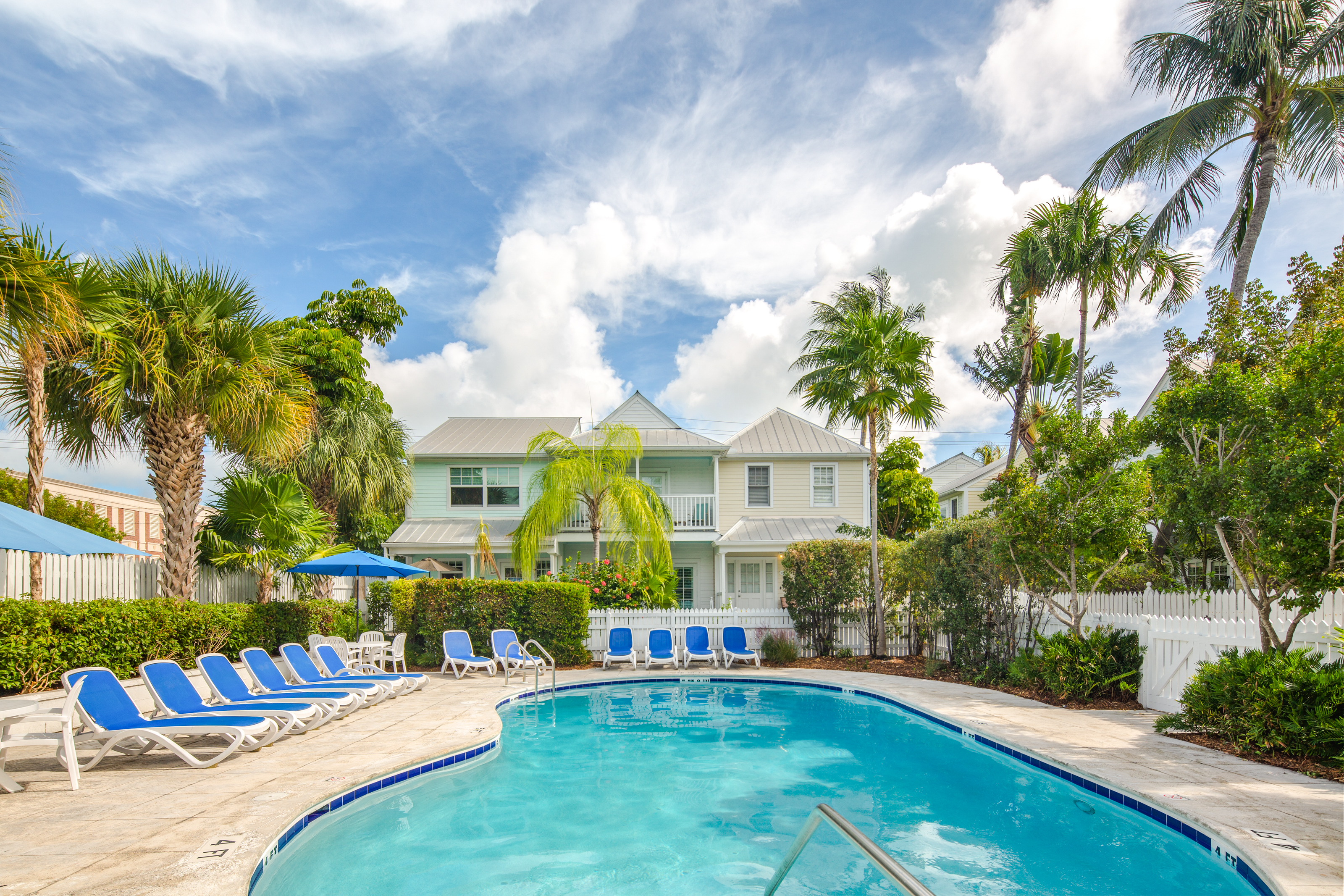 225 Southard Street, Key West_Pool