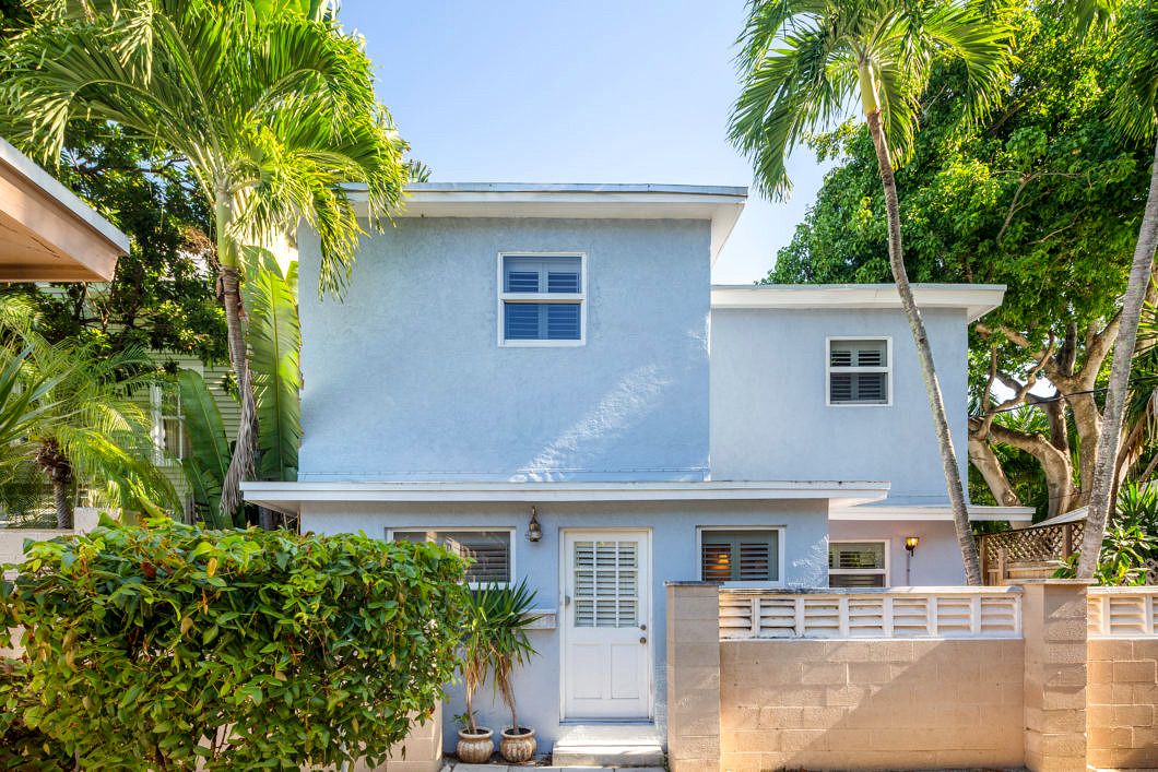3 Hutchinson Lane Rear, Key West_Front of House