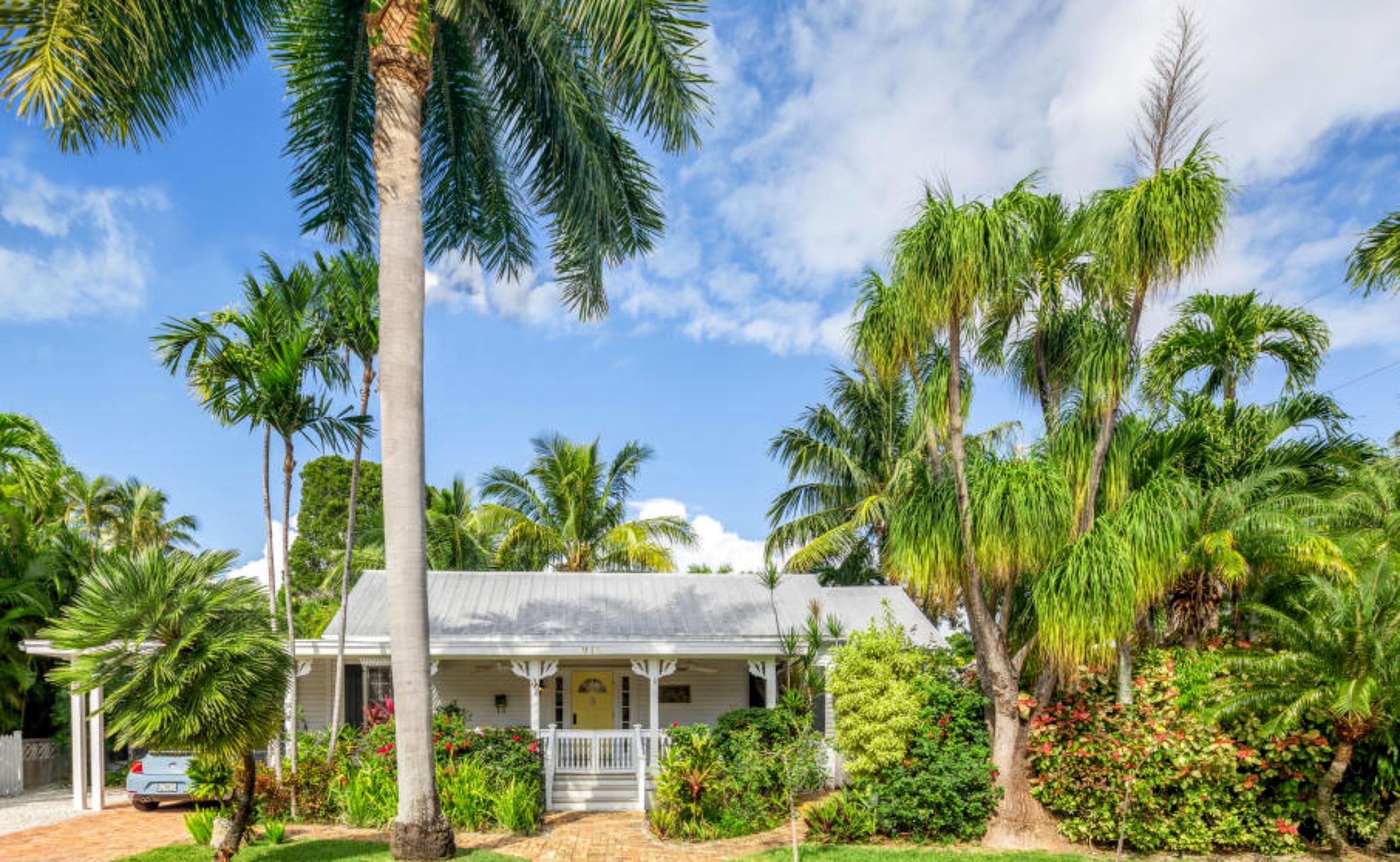 915 Washington St, Key West_Front of House