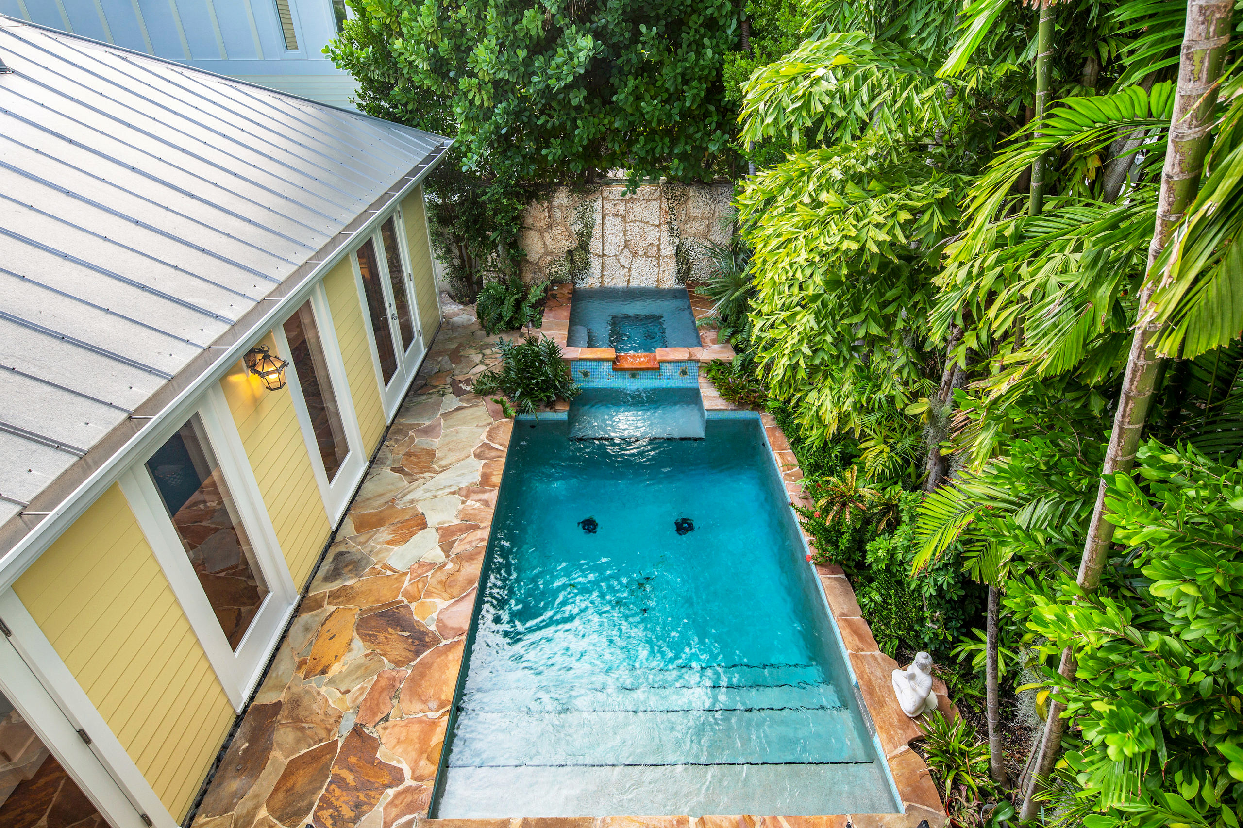 1416 White St, Key West_Pool Overview