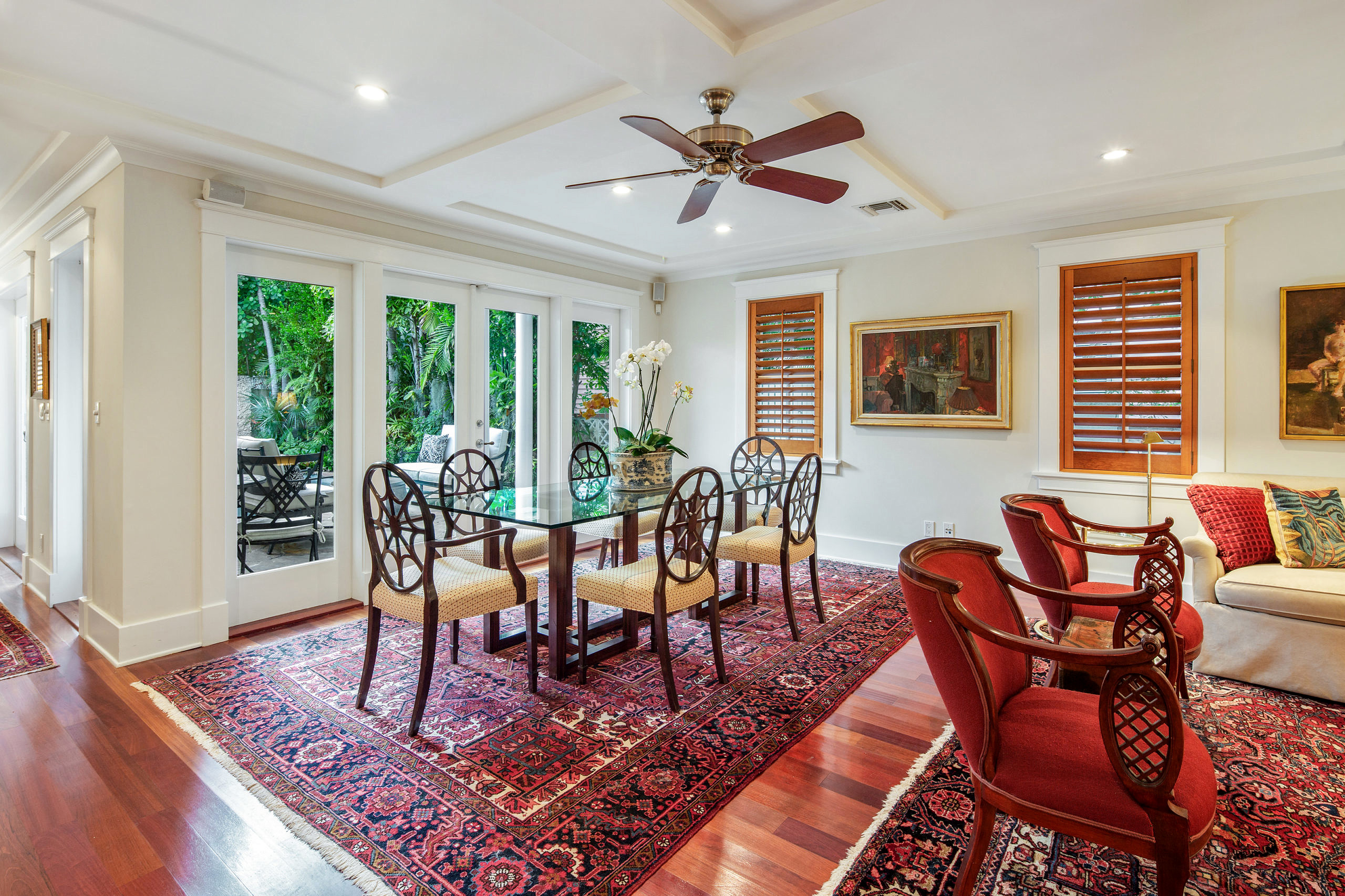 1416 White St, Key West_Dining Table