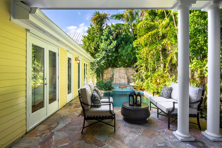 1416 White St, Key West_Pool Side