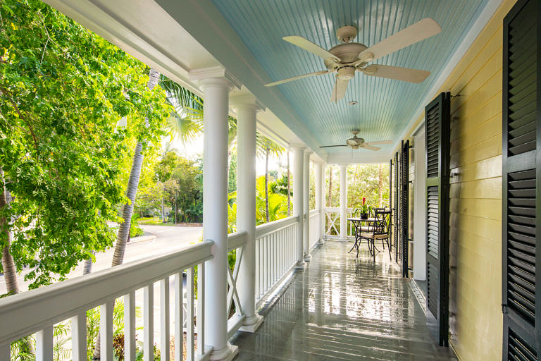 1416 White St, Key West_Covered Porch