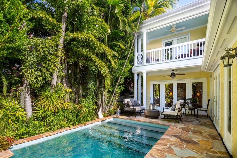 1416 White St, Key West_Pool