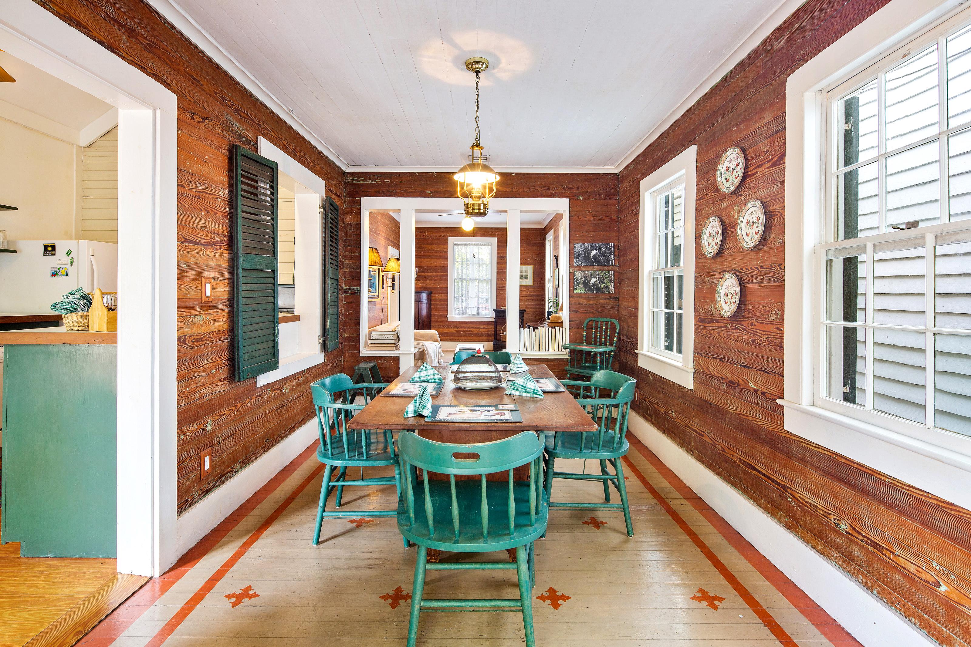 516 Elizabeth Street, Key West_Dining Room