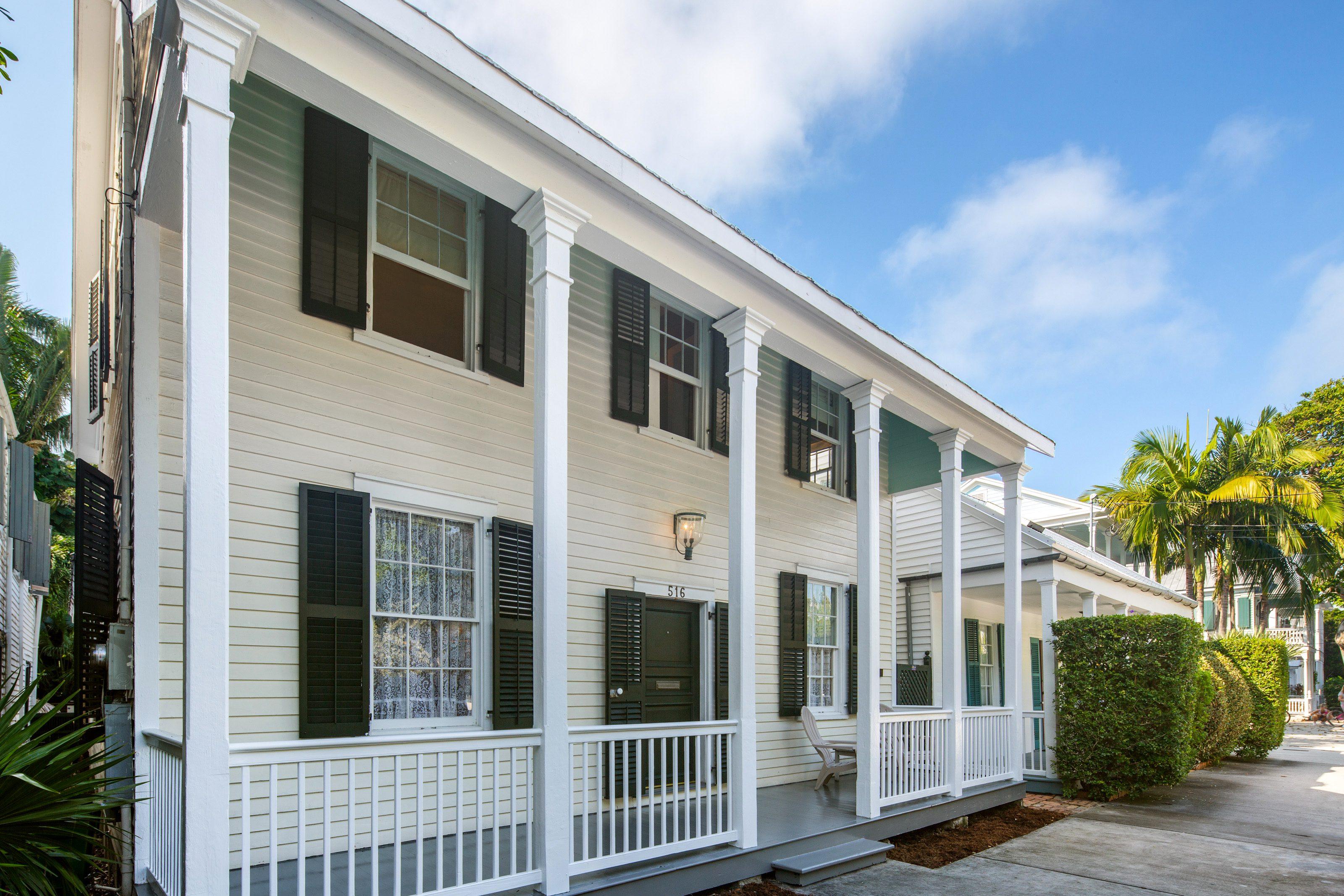 516 Elizabeth Street, Key West_Front of House