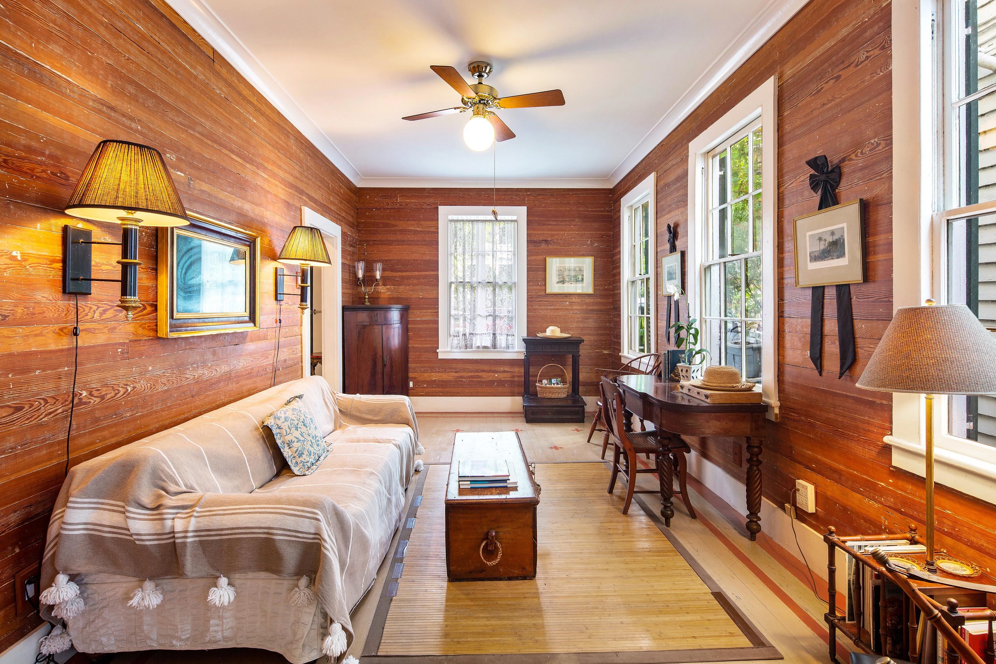 516 Elizabeth Street, Key West_Living Room