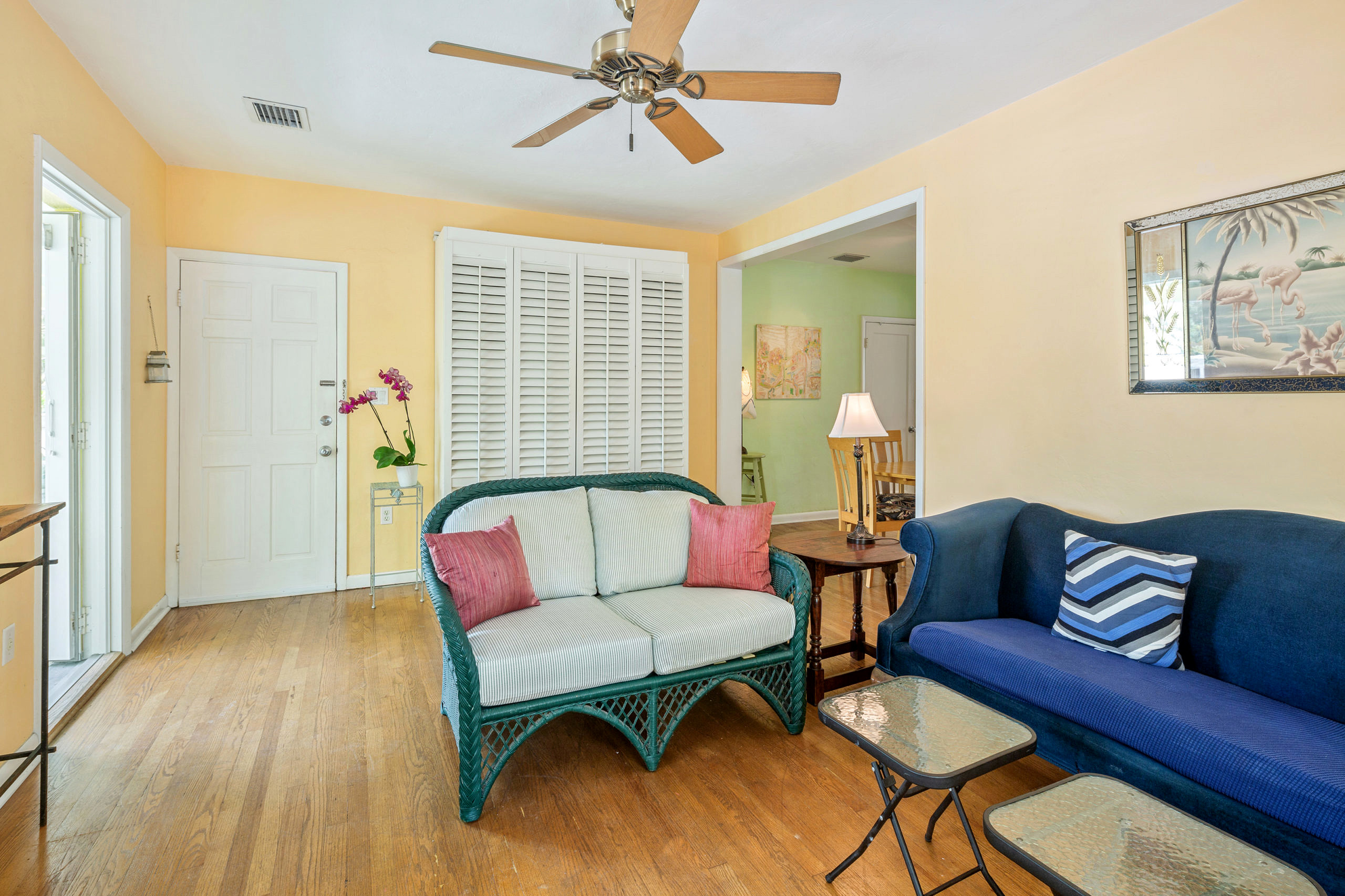 812 South St. #4, Key West_Living Room View 2