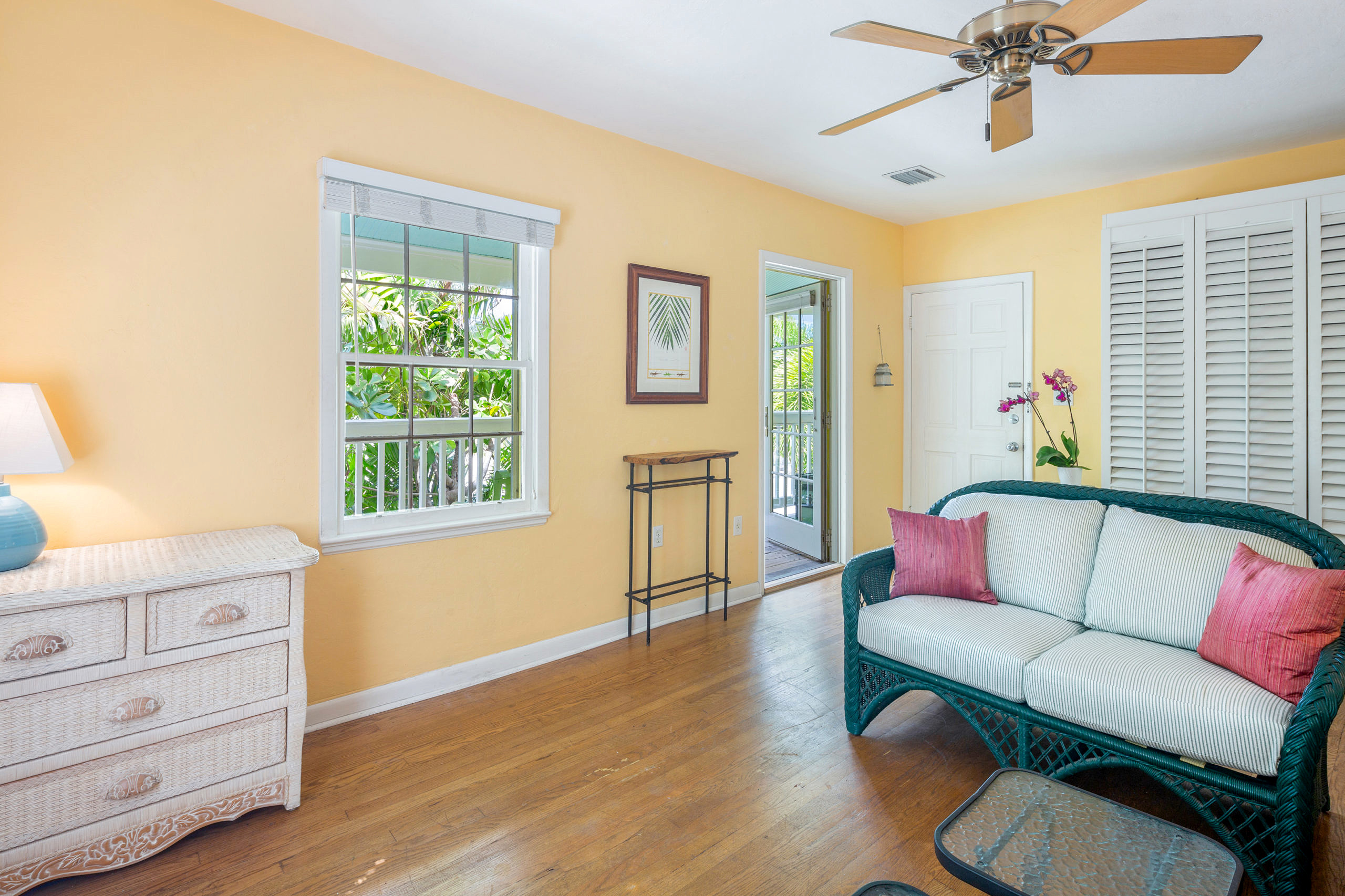812 South St. #4, Key West_Living Room View 3
