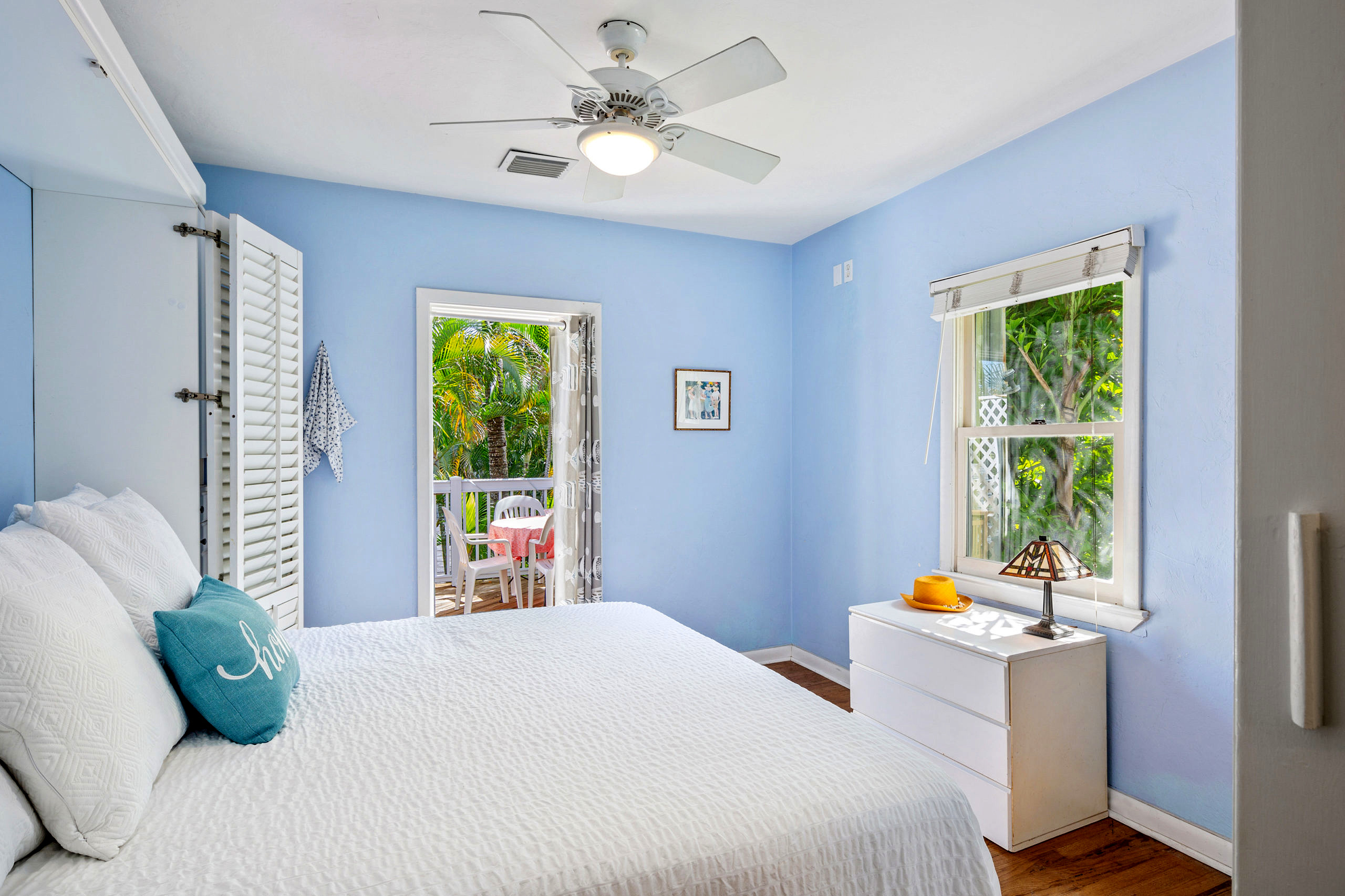 812 South St. #4, Key West_Bedroom View 2