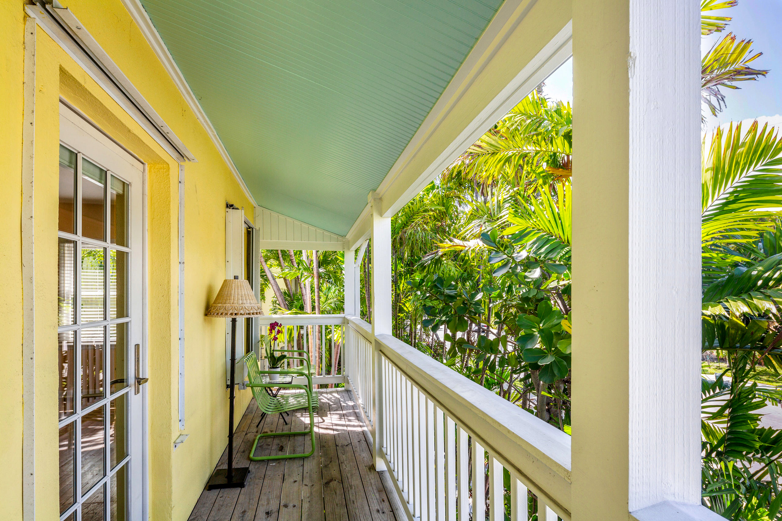 812 South St. #4, Key West_Covered Porch