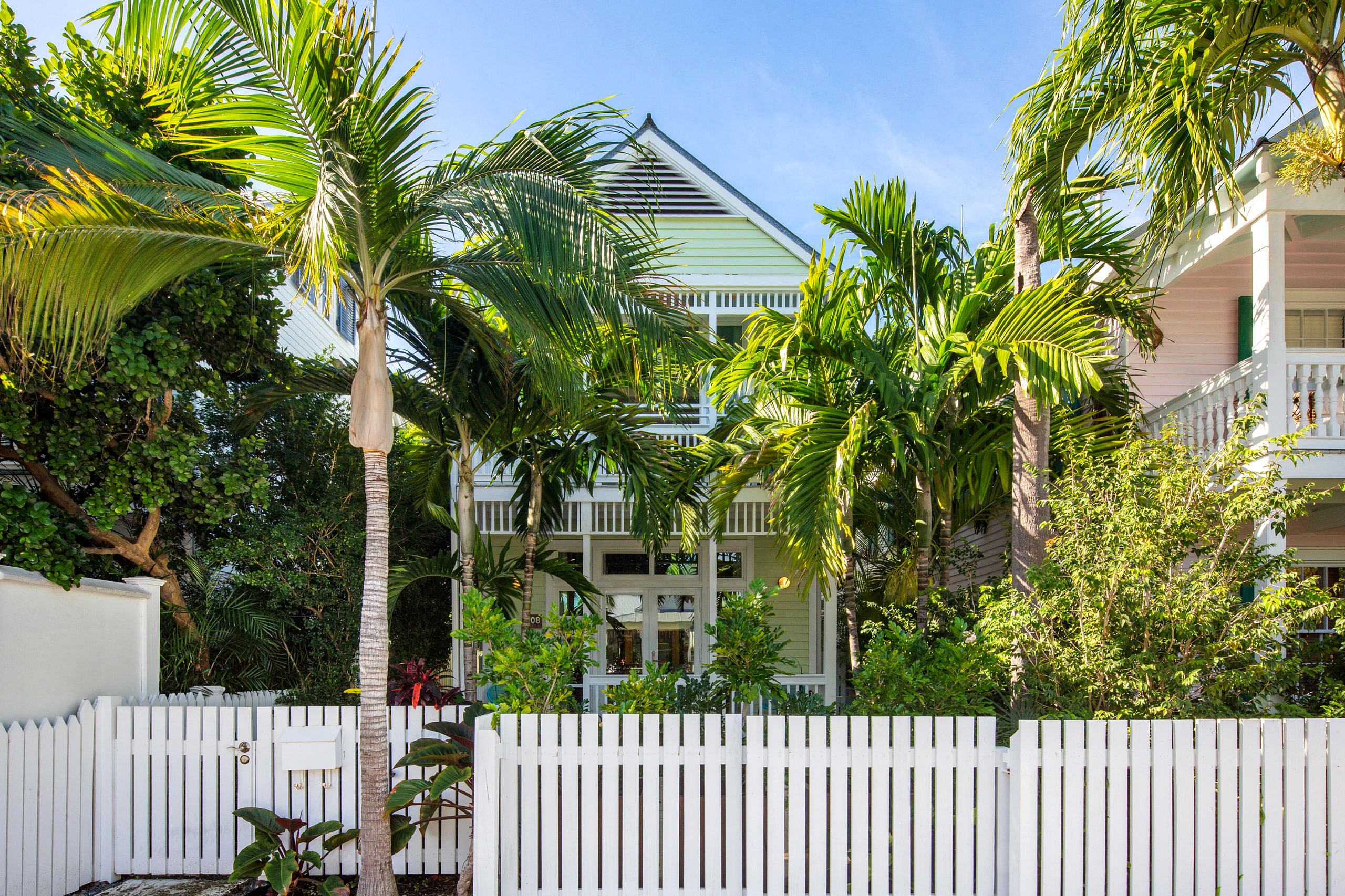 808 Ashe St, Key West - The Spanish Lime House