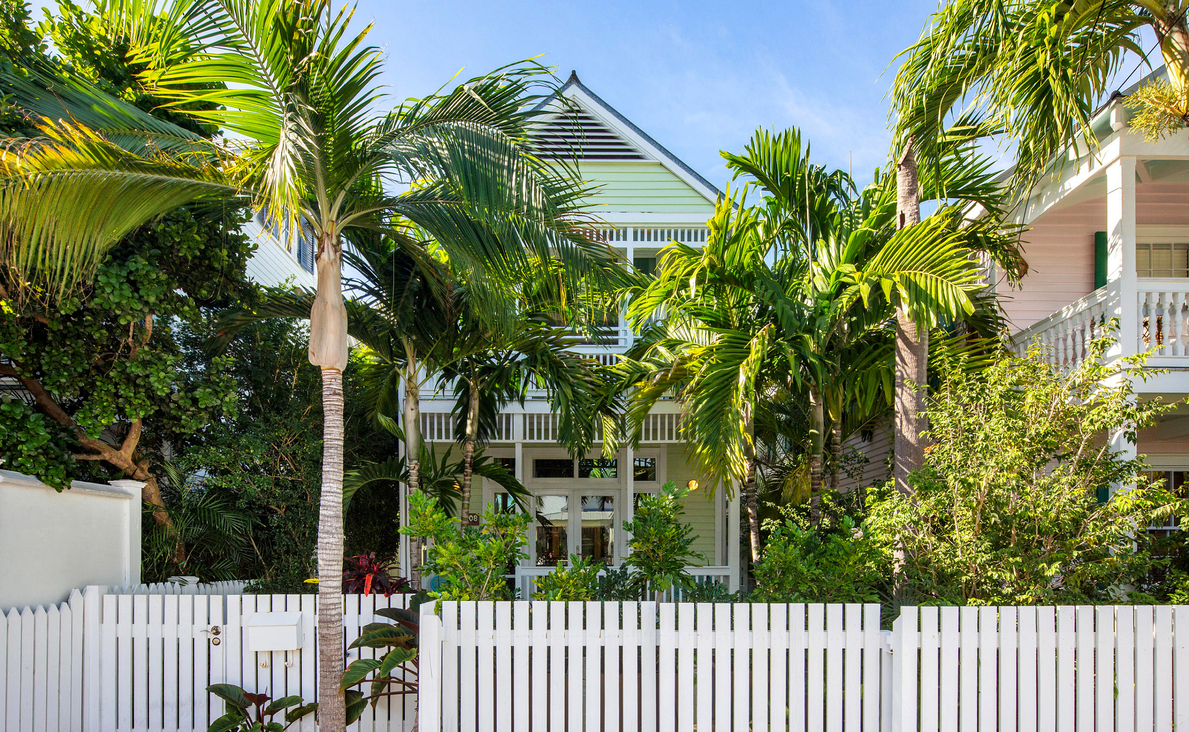 808 Ashe St, Key West - The Spanish Lime House