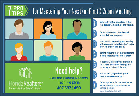 7 ZOOM Pro Tips