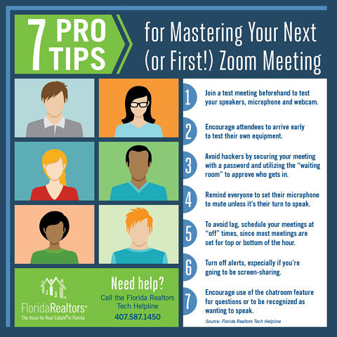 7 pro tips for virtual meetings
