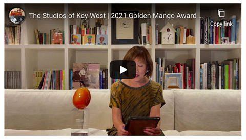 Lynn Kaufelt 2021 Golden Mango Award REcipient