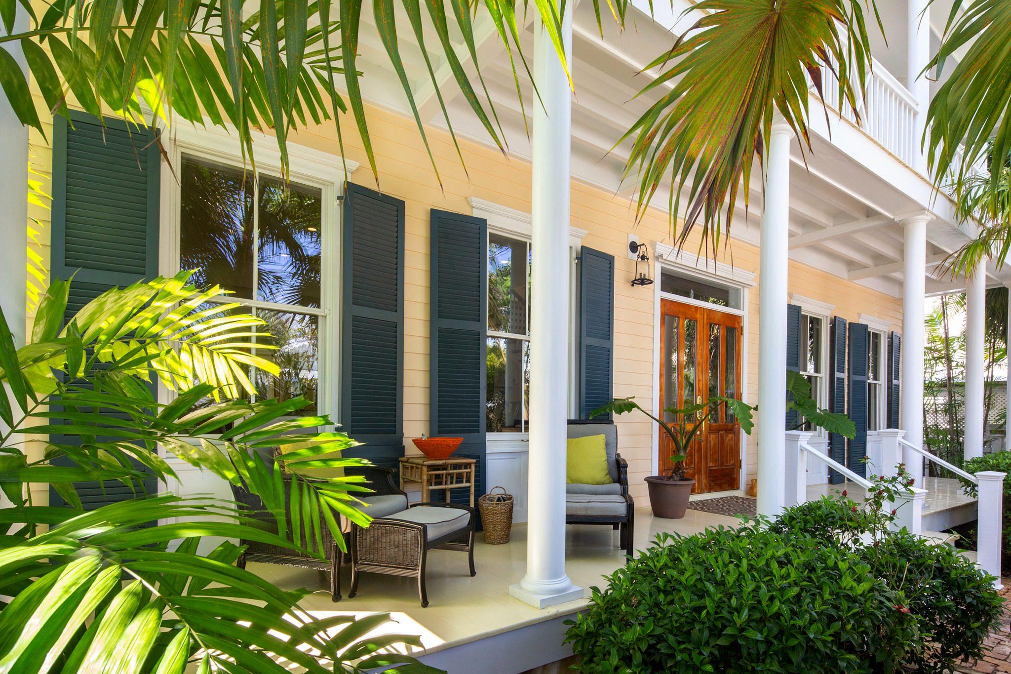 Grand Island Residence: 722 Ashe Street, Key West