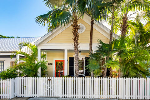 Key West Real Estate: 823 Elizabeth Street, Key West