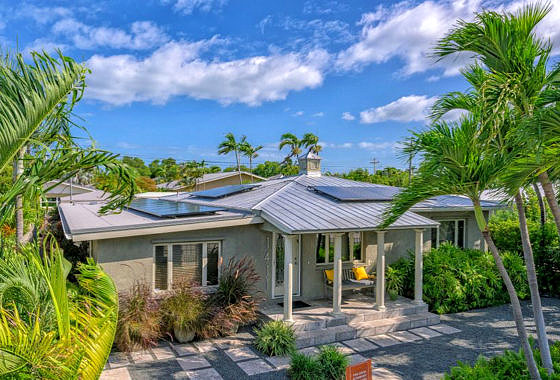 Sold by Team Kaufelt: 1411 Patricia St, Key West