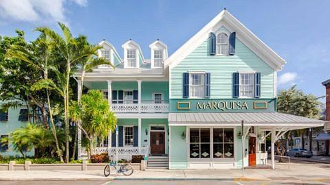 Cafe Marquesa Key West: Top 10 restaurant